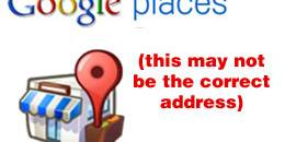 Google Places Stinks