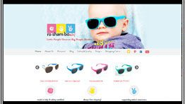 RoShamBo Baby Shades Shopify E-Commerce Website by CPD | A Top Rated Web Design Agency in San Diego