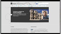 Academy of Neuroscience for Architecture Website by CPD | A Top Rated Web Design Agency in San Diego