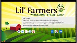 lil-farmers-cafe Website by CPD | A Top Rated Web Design Agency in San Diego