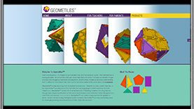 geometiles e-commerce WordPress Website by CPD | A Top Rated Web Design Agency in San Diego