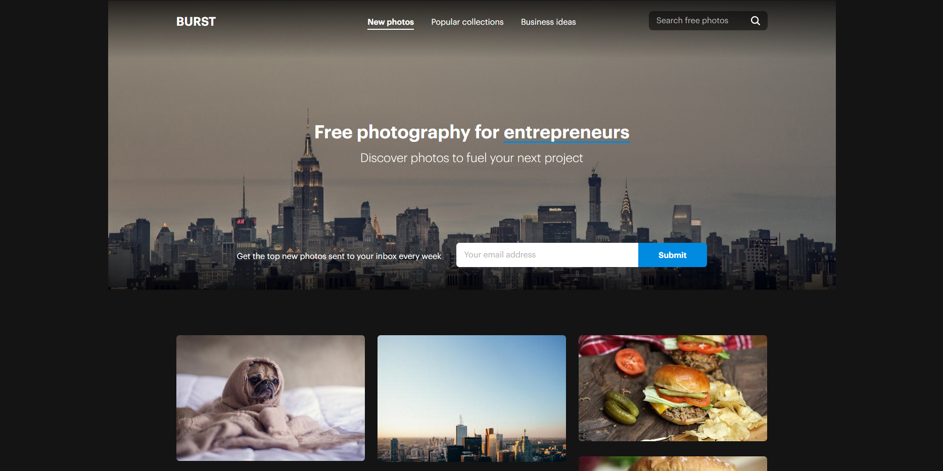 Shopify Burst - Free stock images for personal and commercial use
